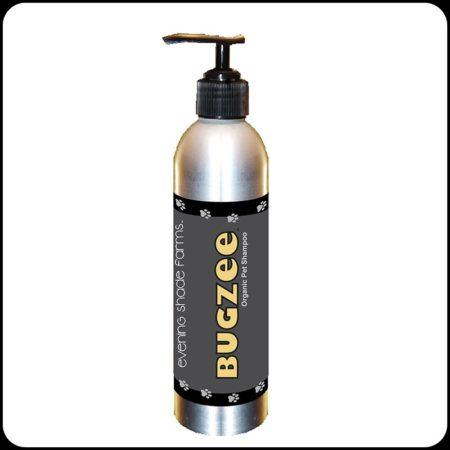BUGZee Pet Organic Shampoo Web 2