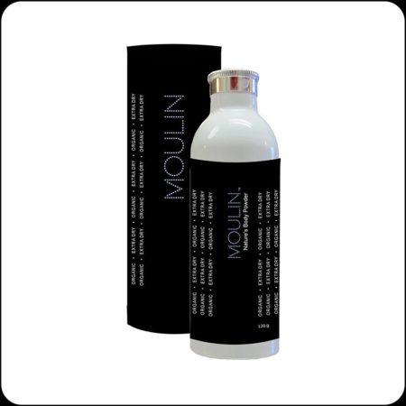 Moulin ( Lavender) Hair & Body Poder + Dry shampoo