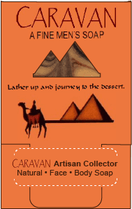 Caravan Soap Plus Collector Soap Box