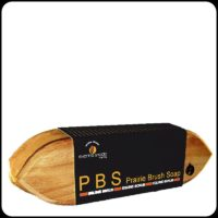 PBS Prairie Brush Soap plus Bugzee