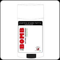 THE BOMB Natural Deodorant