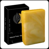 The Squeeze of Sweet Lemon Soap